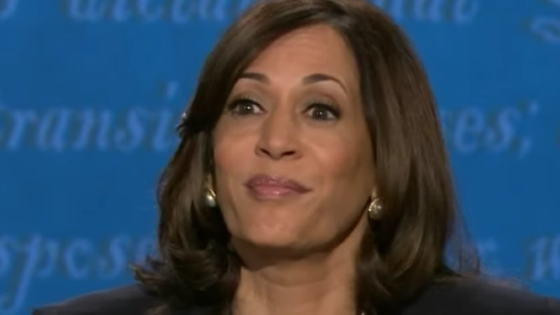 FAIL: Kamala Goes All Out to Make Kids Like Her in 'Cringe' Video